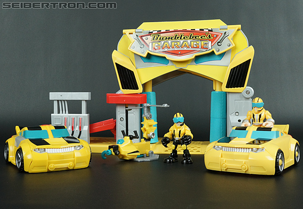 Transformers Rescue Bots Bumblebee Rescue Garage (Image #66 of 80)