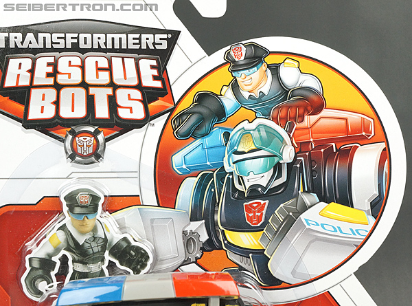 Transformers Rescue Bots Chase the Police-Bot (Image #3 of 97)