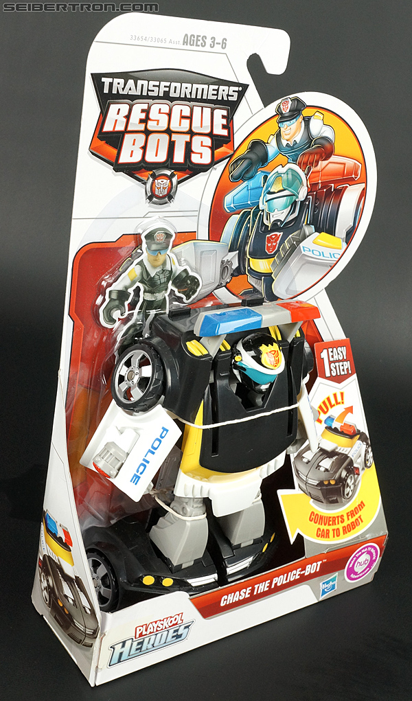 Transformers Rescue Bots Chase the Police-Bot (Image #5 of 97)