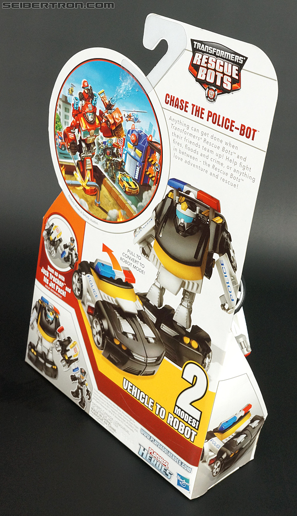 Transformers Rescue Bots Chase the Police-Bot (Image #6 of 97)