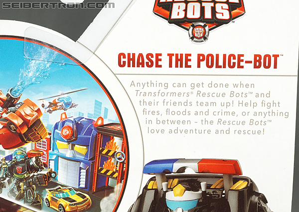 Transformers Rescue Bots Chase the Police-Bot (Image #8 of 97)