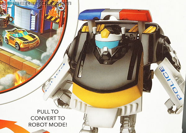 Transformers Rescue Bots Chase the Police-Bot (Image #9 of 97)
