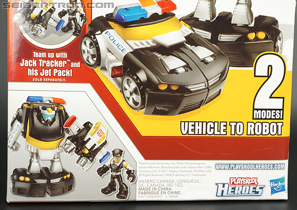 Transformers Rescue Bots Chase the Police-Bot (Image #10 of 97)