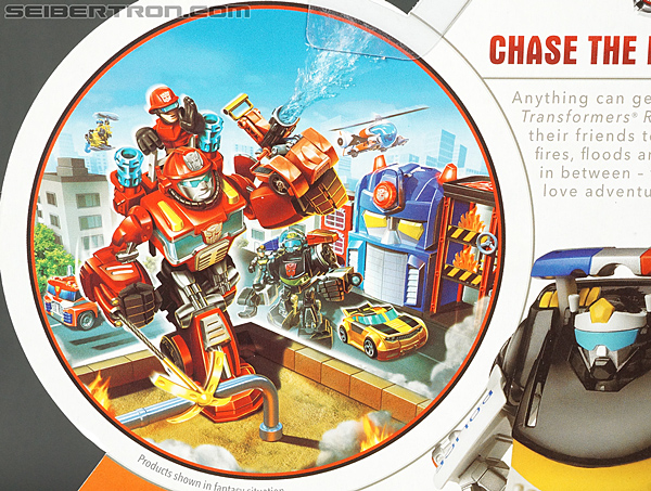 Transformers Rescue Bots Chase the Police-Bot (Image #11 of 97)