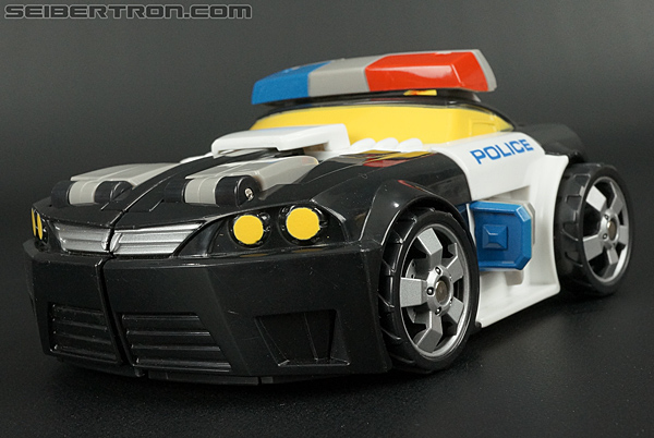 Transformers Rescue Bots Chase the Police-Bot (Image #27 of 97)