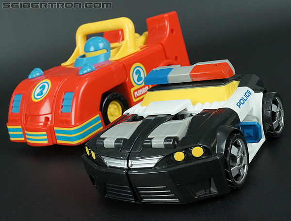 Transformers Rescue Bots Chase the Police-Bot (Image #32 of 97)