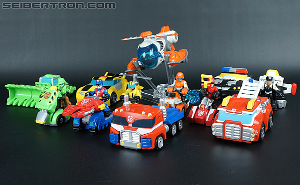 Transformers Rescue Bots Chase the Police-Bot (Image #39 of 97)