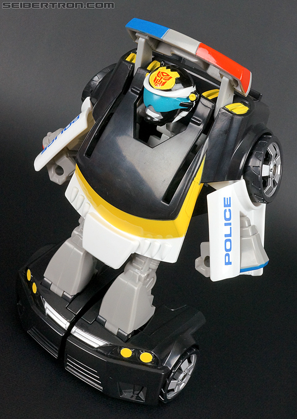 Transformers Rescue Bots Chase the Police-Bot (Image #54 of 97)