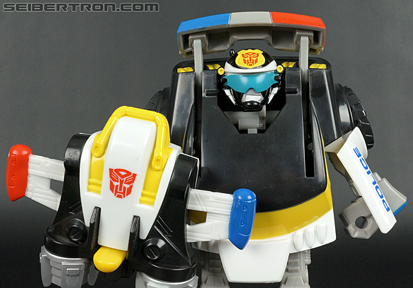 Transformers Rescue Bots Chase the Police-Bot (Image #67 of 97)