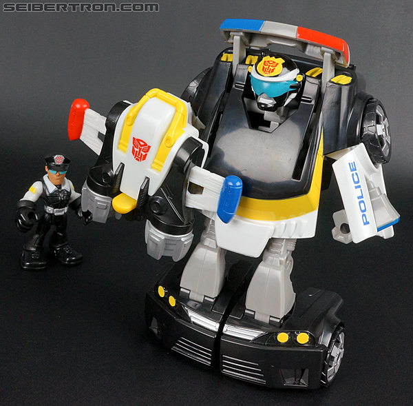 Transformers Rescue Bots Chase the Police-Bot (Image #80 of 97)