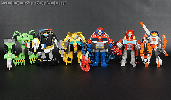 Transformers Rescue Bots Chase the Police-Bot (Image #81 of 97)