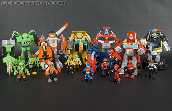 Transformers Rescue Bots Chase the Police-Bot (Image #88 of 97)
