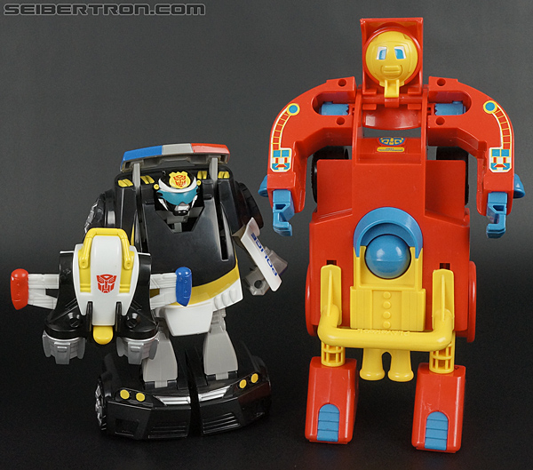 Transformers Rescue Bots Chase the Police-Bot (Image #89 of 97)