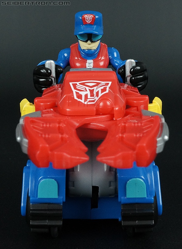 Transformers Rescue Bots Chief Charlie Burns & Rescue Cutter (Image #15 of 79)