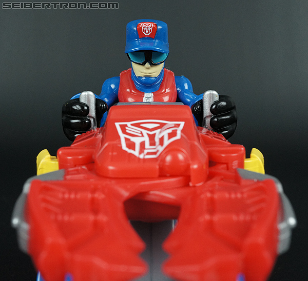 Transformers Rescue Bots Chief Charlie Burns & Rescue Cutter (Image #16 of 79)