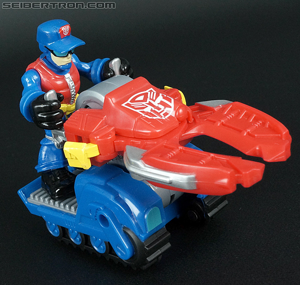 Transformers Rescue Bots Chief Charlie Burns & Rescue Cutter (Image #18 of 79)