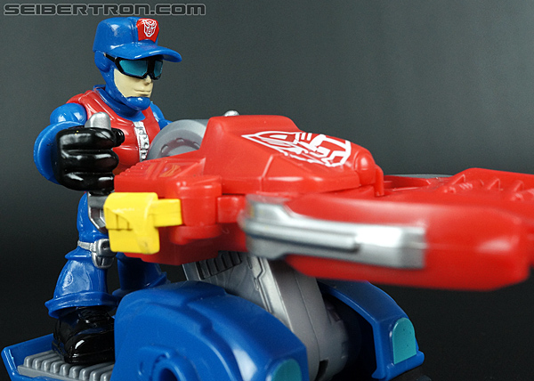 Transformers Rescue Bots Chief Charlie Burns & Rescue Cutter (Image #20 of 79)
