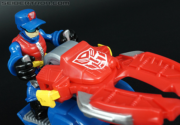 Transformers Rescue Bots Chief Charlie Burns & Rescue Cutter (Image #21 of 79)