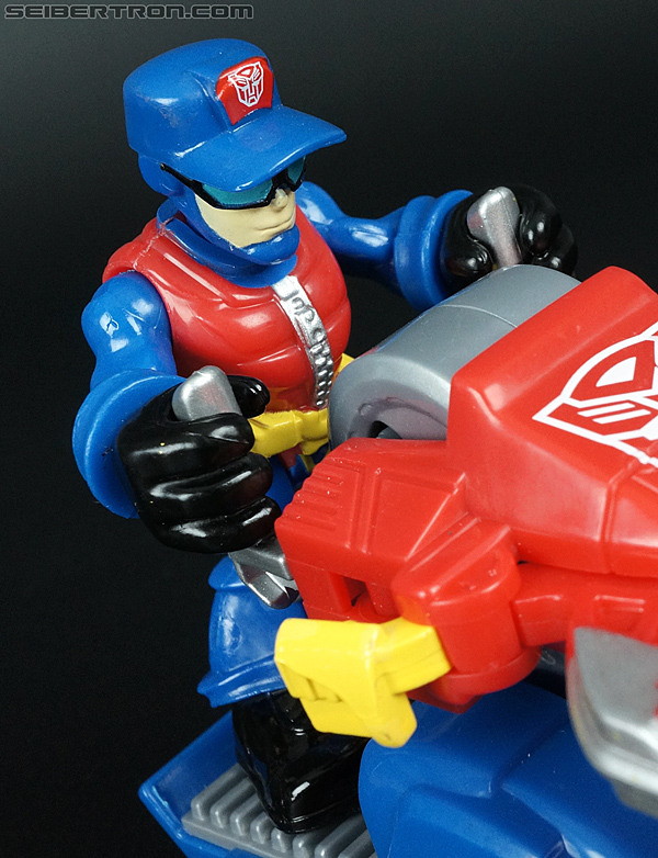 Transformers Rescue Bots Chief Charlie Burns & Rescue Cutter (Image #22 of 79)