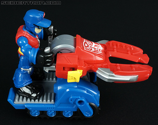 Transformers Rescue Bots Chief Charlie Burns & Rescue Cutter (Image #23 of 79)