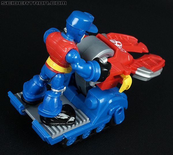 Transformers Rescue Bots Chief Charlie Burns & Rescue Cutter (Image #24 of 79)