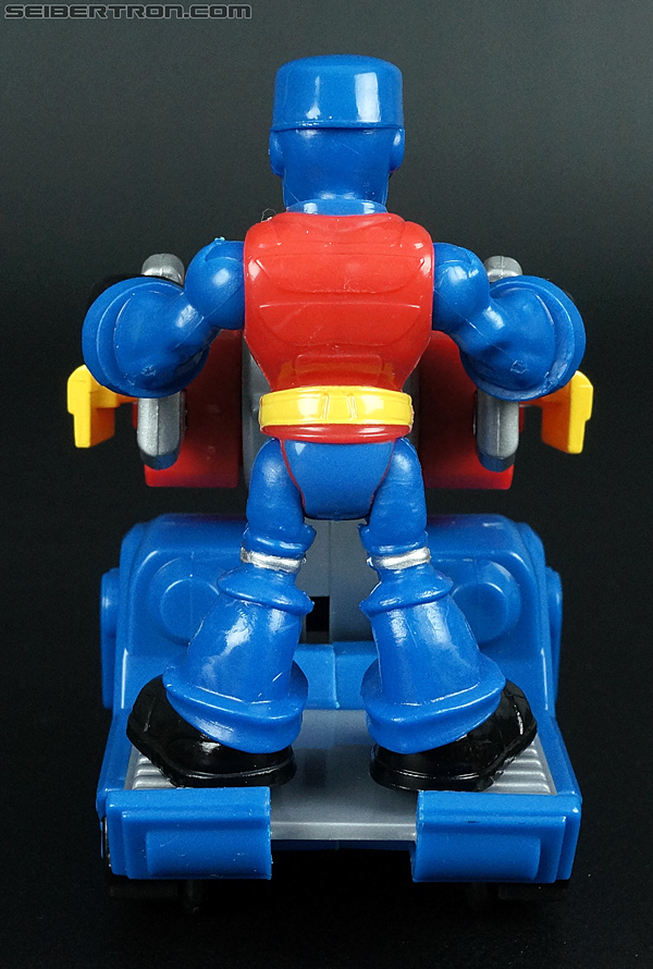Transformers Rescue Bots Chief Charlie Burns & Rescue Cutter (Image #26 of 79)