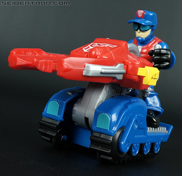 Transformers Rescue Bots Chief Charlie Burns & Rescue Cutter (Image #29 of 79)