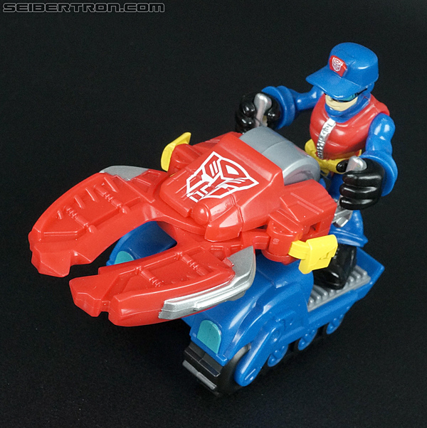 Transformers Rescue Bots Chief Charlie Burns & Rescue Cutter (Image #30 of 79)