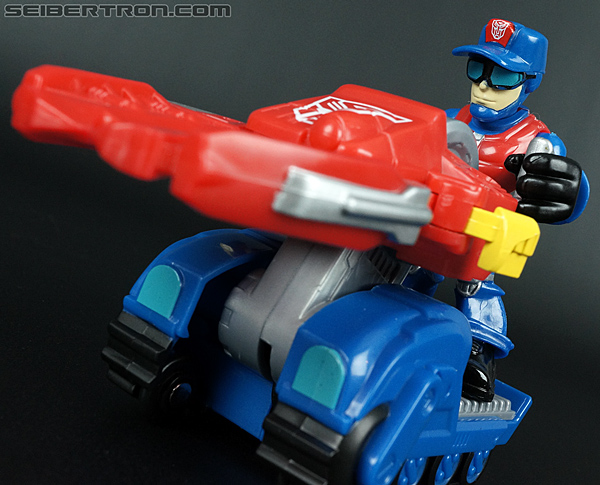 Transformers Rescue Bots Chief Charlie Burns & Rescue Cutter (Image #33 of 79)