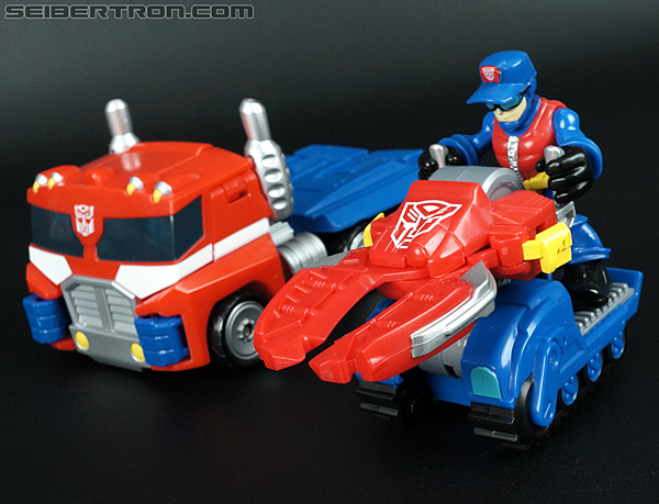 Transformers Rescue Bots Chief Charlie Burns & Rescue Cutter (Image #35 of 79)