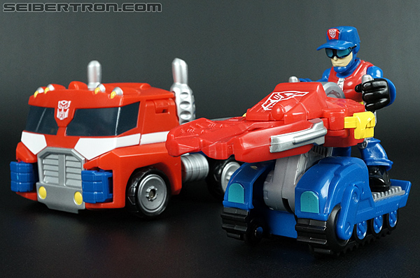 Transformers Rescue Bots Chief Charlie Burns & Rescue Cutter (Image #36 of 79)