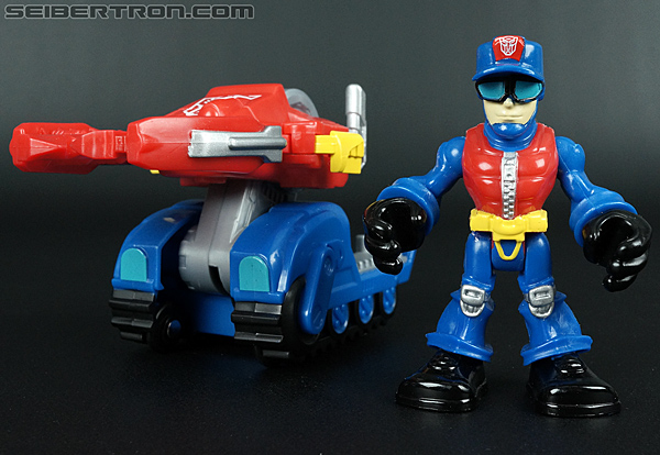 Transformers Rescue Bots Chief Charlie Burns & Rescue Cutter (Image #38 of 79)