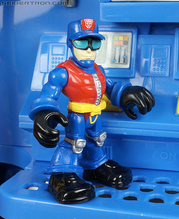 Transformers Rescue Bots Chief Charlie Burns & Rescue Cutter (Image #79 of 79)