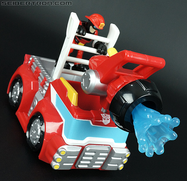 Transformers Rescue Bots Cody Burns (Fire Station Prime) (Image #1 of 66)