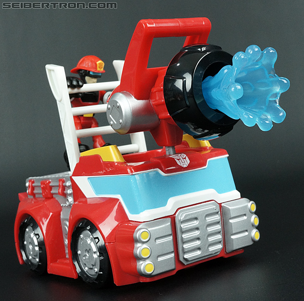 Transformers Rescue Bots Cody Burns (Fire Station Prime) (Image #2 of 66)