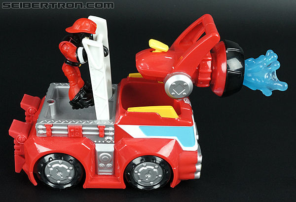Transformers Rescue Bots Cody Burns (Fire Station Prime) (Image #3 of 66)