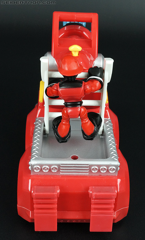 Transformers Rescue Bots Cody Burns (Fire Station Prime) (Image #5 of 66)
