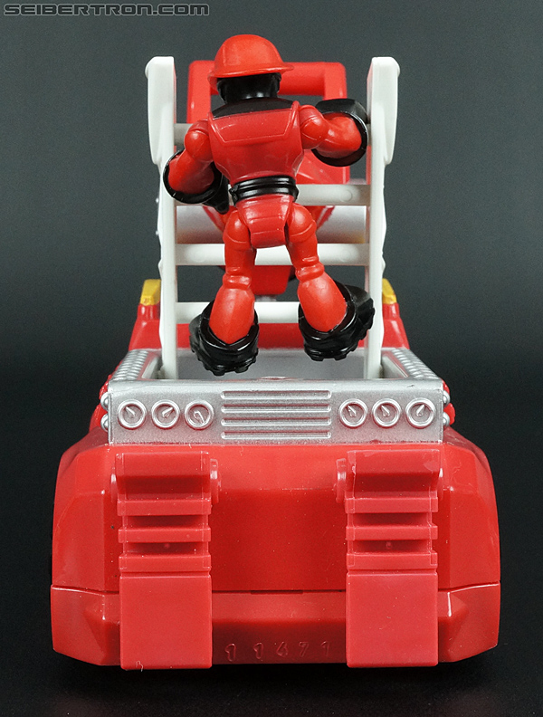 Transformers Rescue Bots Cody Burns (Fire Station Prime) (Image #6 of 66)