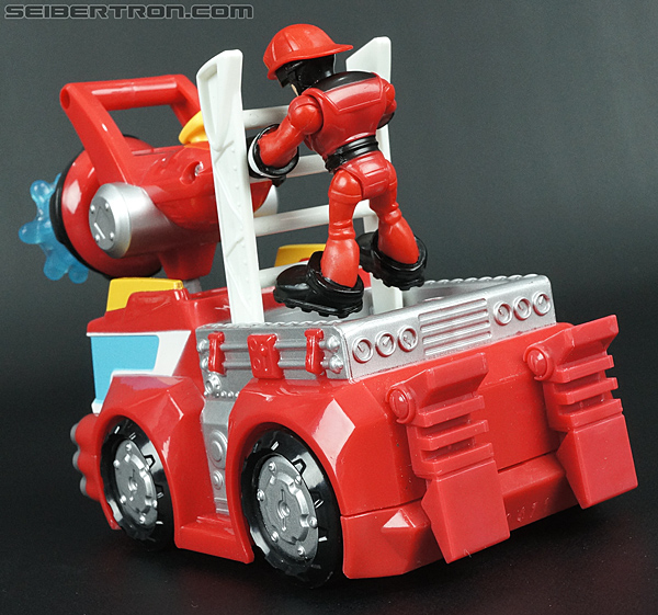 Transformers Rescue Bots Cody Burns (Fire Station Prime) (Image #7 of 66)