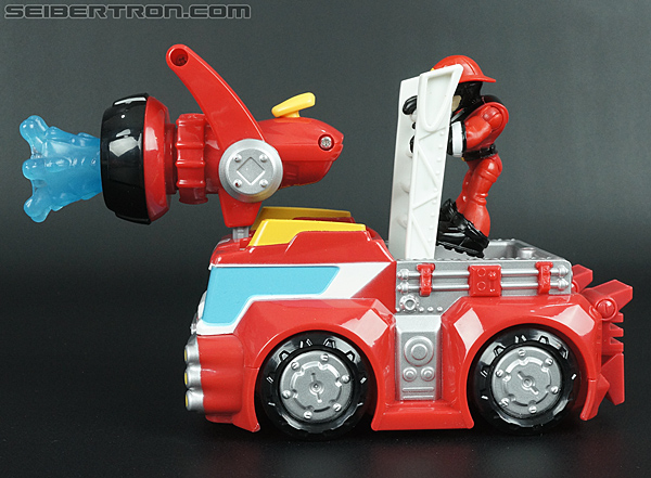 Transformers Rescue Bots Cody Burns (Fire Station Prime) (Image #8 of 66)