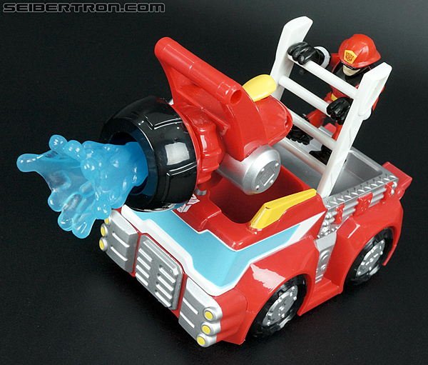 Transformers Rescue Bots Cody Burns (Fire Station Prime) (Image #10 of 66)