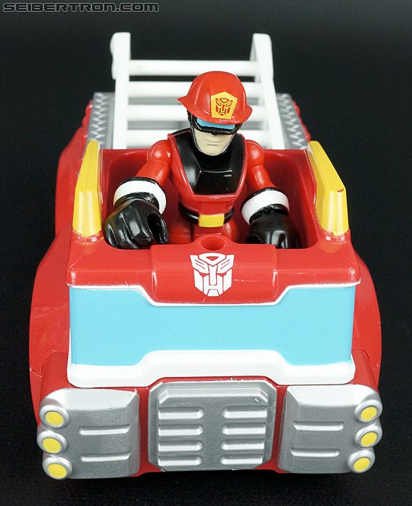 Transformers Rescue Bots Cody Burns (Fire Station Prime) (Image #12 of 66)