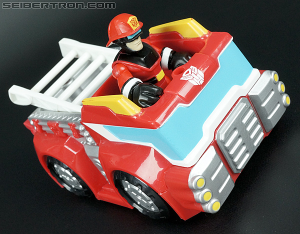 Transformers Rescue Bots Cody Burns (Fire Station Prime) (Image #13 of 66)