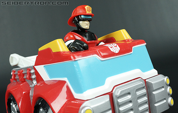 Transformers Rescue Bots Cody Burns (Fire Station Prime) (Image #16 of 66)