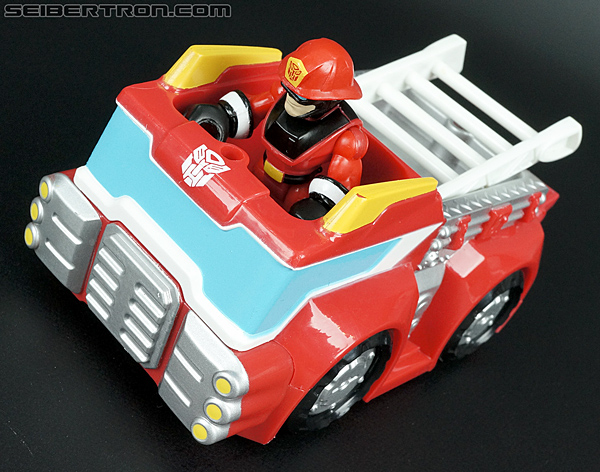 Transformers Rescue Bots Cody Burns (Fire Station Prime) (Image #26 of 66)