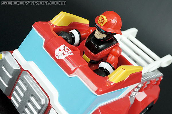 Transformers Rescue Bots Cody Burns (Fire Station Prime) (Image #27 of 66)