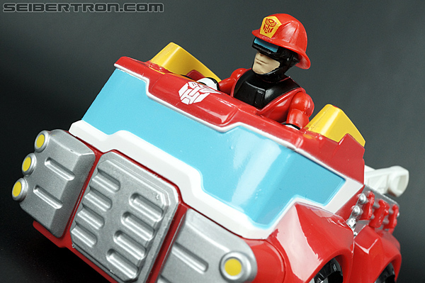 Transformers Rescue Bots Cody Burns (Fire Station Prime) (Image #29 of 66)