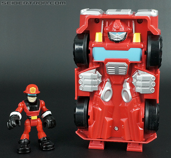 Transformers Rescue Bots Cody Burns (Fire Station Prime) (Image #31 of 66)