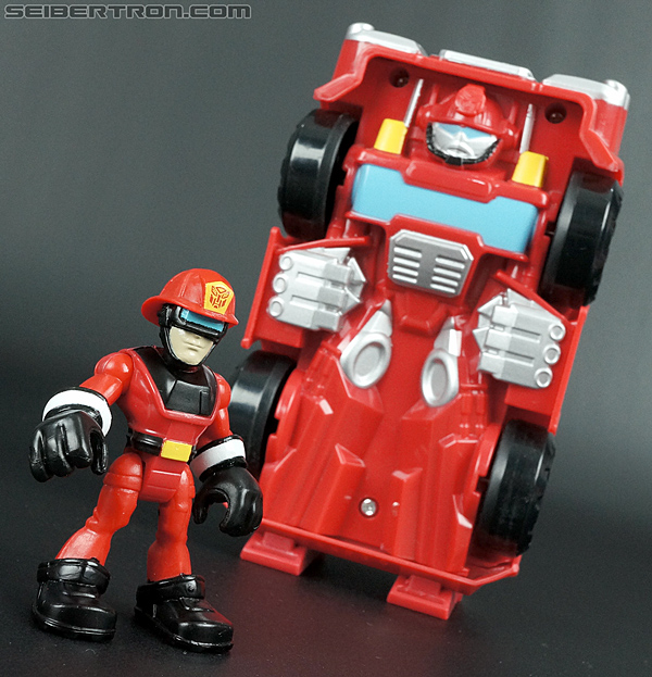 Transformers Rescue Bots Cody Burns (Fire Station Prime) (Image #32 of 66)