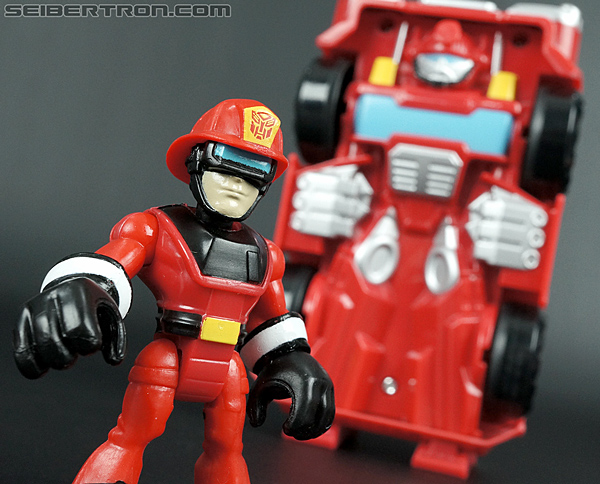 Transformers Rescue Bots Cody Burns (Fire Station Prime) (Image #33 of 66)